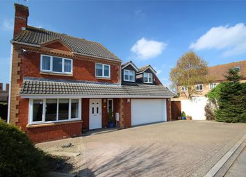 Thumbnail 4 bed detached house for sale in Wayleaze, Coalpit Heath, South Gloucestershire
