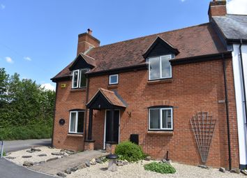 Thumbnail 3 bed end terrace house for sale in Woodlands, Hazelbury Bryan, Sturminster Newton