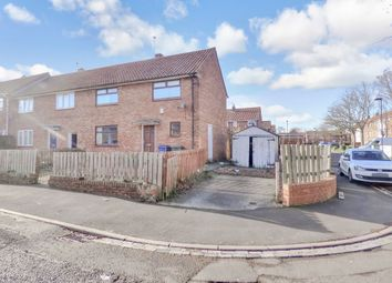 3 bed semi-detached house for sale in Crantock Road, Kenton, Newcastle Upon Tyne NE3