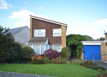 3 bed link-detached house for sale in Heol Tyn-Y-Fron, Penparcau, Aberystwyth SY23