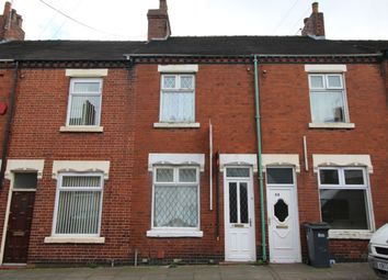 Thumbnail 2 bed terraced house to rent in Bond Street, Stoke-On-Trent