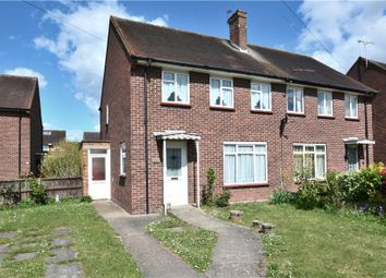 Thumbnail 3 bed semi-detached house for sale in St. Christopher Road, Cowley, Middlesex