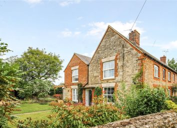 Thumbnail 3 bed semi-detached house for sale in Main Street, Charney Bassett, Oxfordshire