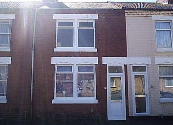 Thumbnail 2 bedroom terraced house to rent in Winchester Road, Rushden