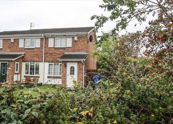Thumbnail 2 bed semi-detached house to rent in Hauxley Drive, Northburn Dale, Cramlington