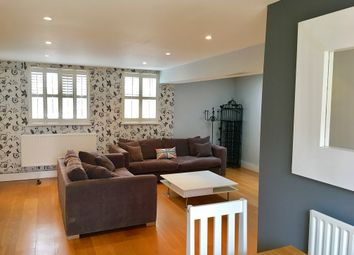 Thumbnail 2 bedroom end terrace house to rent in Graham Road, Chiswick