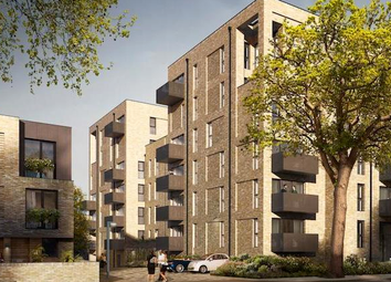 Thumbnail 2 bed flat for sale in Cambium, Victoria Drive, Southfields
