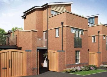 Thumbnail 4 bed detached house to rent in The Moorings, Coventry