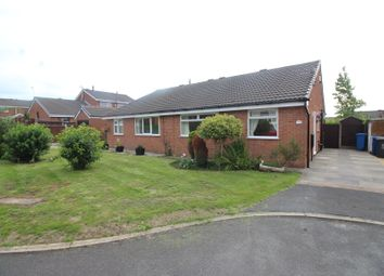 Thumbnail 2 bed semi-detached bungalow to rent in Alnwick Close, Aspull
