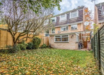 Thumbnail 5 bed semi-detached house for sale in Knighton Close, Caversham, Reading