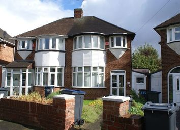 Thumbnail 3 bed semi-detached house to rent in Hollydale Road, Erdington, Three Bedroom Semi Detached