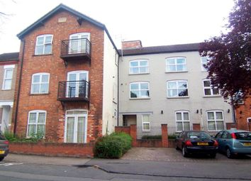 Thumbnail 2 bed flat to rent in Hunter Street, Rugby