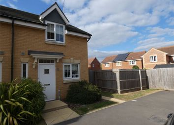 Thumbnail 2 bedroom semi-detached house for sale in Caithness Close, Orton Northgate, Peterborough, Cambridgeshire