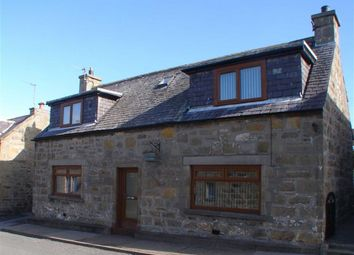 Thumbnail 4 bed detached house for sale in Harbour Street, Hopeman, Elgin
