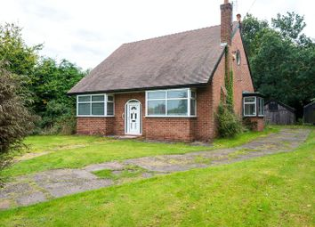 Thumbnail 3 bed bungalow for sale in Hall Lane, Lathom, Ormskirk