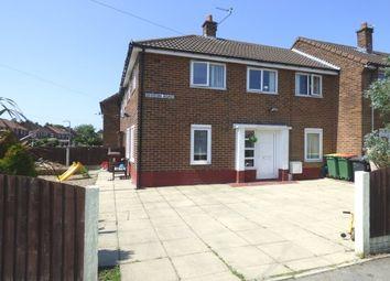 Thumbnail 3 bed property to rent in Benton Road, Ribbleton, Preston
