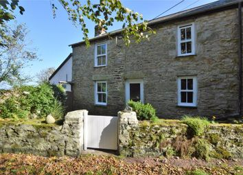 Thumbnail 2 bed end terrace house for sale in Calartha Terrace, Boscaswell Downs, Pendeen, Penzance