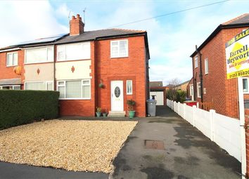 Thumbnail 3 bedroom property for sale in Salmesbury Avenue, Blackpool