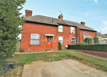 Thumbnail 3 bed semi-detached house for sale in Crownfields, Crown Street, Dedham, Colchester