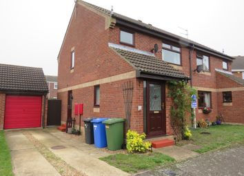 Thumbnail 3 bed semi-detached house for sale in Marion Close, Beccles