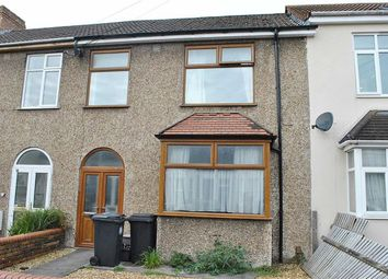 Thumbnail 3 bedroom terraced house to rent in Bellevue Road, St George, Bristol