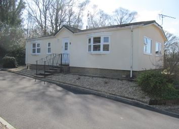 Thumbnail 2 bed mobile/park home for sale in The Beeches, Sampford Courtenay