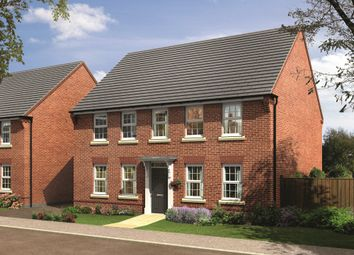 """Thumbnail 4 bed detached house for sale in """"Chelworth"""" at St. Brides Road, Wick, Cowbridge"""