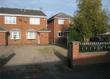 Thumbnail 2 bed semi-detached house to rent in West Street, Earl Shilton, Leicester