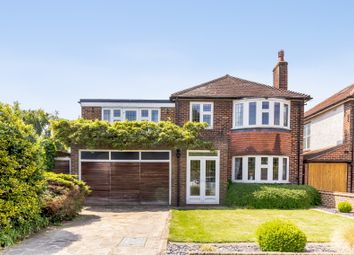 Thumbnail 4 bed detached house for sale in Imber Grove, Esher