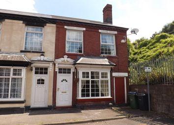 Thumbnail 3 bedroom property to rent in Meadow Street, Cradley Heath