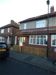 Thumbnail 6 bedroom semi-detached house to rent in Northumberland Gardens, Jesmond, Newcastle, Tyne And Wear