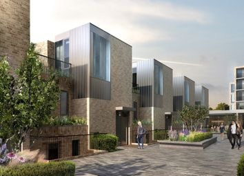 Thumbnail 2 bed flat for sale in St Pancras Place, King's Cross, London