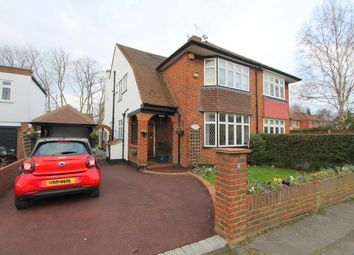 Thumbnail 4 bed semi-detached house for sale in Bampfylde Close, Wallington