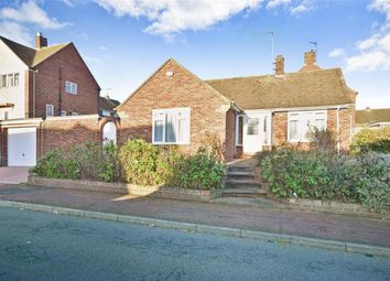 Thumbnail 3 bed detached bungalow for sale in Downsview, Chatham, Kent