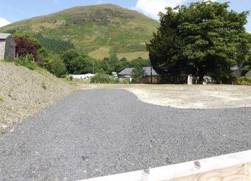 Thumbnail Land for sale in Building Plot At Llwyn, Dinas Mawddwy, Nr Machynlleth, Powys
