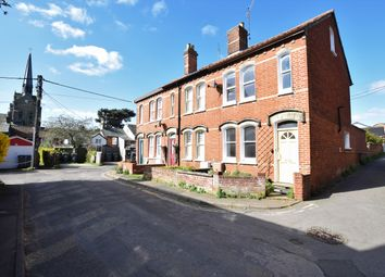 Thumbnail 3 bed end terrace house for sale in Beaconsfield Road, Woodbridge
