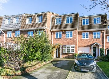 Thumbnail 5 bed terraced house to rent in Regency Close, Chigwell
