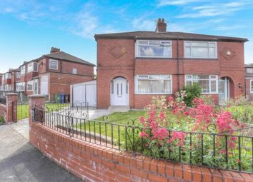 Thumbnail 3 bed semi-detached house for sale in Hardman Road, Reddish, Stockport, Cheshire