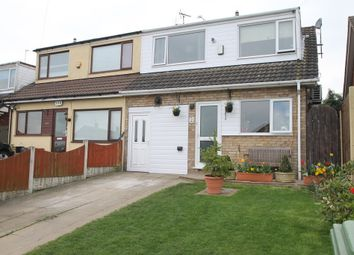Thumbnail 3 bedroom semi-detached house for sale in St. Leonards View, Dordon, Tamworth