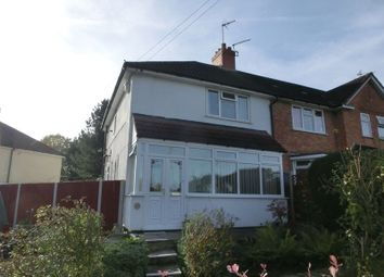 Thumbnail 2 bed end terrace house for sale in Priory Road, Hall Green, Birmingham