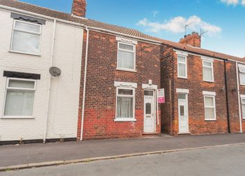 Thumbnail 2 bed end terrace house for sale in Lorraine Street, Stoneferry Road, Hull