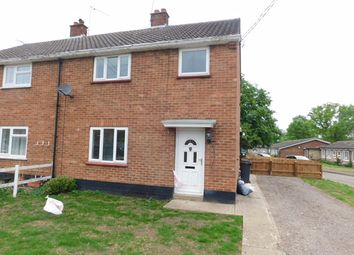 Thumbnail 3 bed semi-detached house for sale in Ducksen Road, Mendlesham