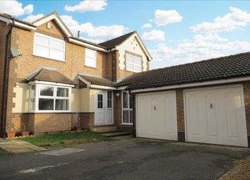 Thumbnail 4 bed detached house for sale in Taunton Close, Sleaford
