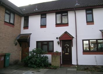Thumbnail 2 bed terraced house to rent in Boscombe Road, Worcester Park, Surrey