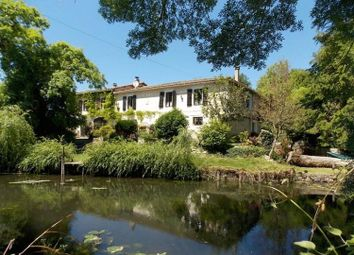 Thumbnail 8 bed property for sale in Aigre, Aquitaine, France