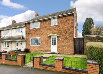 Thumbnail 3 bed semi-detached house for sale in Peake Road, Shire Oak, Walsall