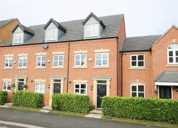 Thumbnail 3 bed town house for sale in Thelwall Lane, Latchford, Warrington