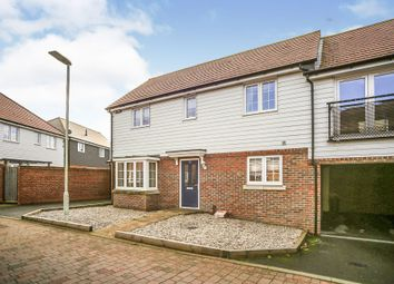 3 bed semi-detached house for sale in Song Thrush Drive, Finberry, Ashford TN25