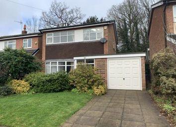 Thumbnail 3 bed detached house for sale in Park Crescent, Doveridge, Ashbourne, Derbyshire