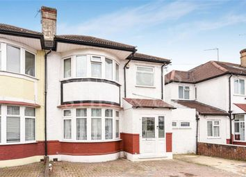 Thumbnail 3 bed semi-detached house for sale in Dewsbury Road, Dollis Hill, London
